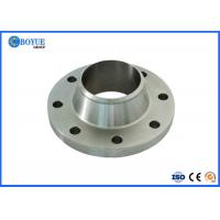 China ASTM A182 F304 UNS S30400 Weld Neck Flange 150# - 1500# 1/2 - 3 TUV Certification For Industrial on sale