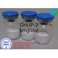 GHRP-2 Athletes Wellness Growth Hormone Peptides For Bodybuilding / Muscle Growth