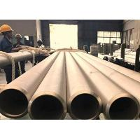 ASTM A312 Seamless Stainless Steel Tubing High Temperature Service Application Manufactures
