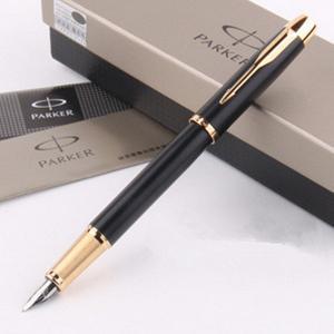 wholesale brand Fast Writing Parker Pen Golden Design Fountain Pen Manufactures