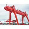 35 Ton Double Girder Gantry Crane Outdoor Heavy Duty Ip54 Protection for sale
