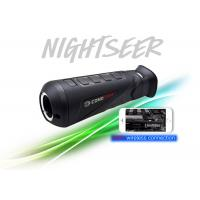 384X288 Resolution Thermal Imaging Sight , WiFi Sharing Type Night Optics Thermal Scope Manufactures