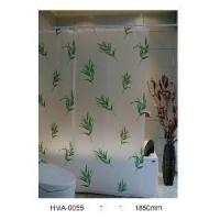 PVC Shower Curtain, Vinyl Shower Curtain (PEVA, EVA, PVC, polyester)