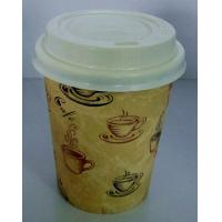 Various Size Double Wall Paper Cups For Hot Drinks Customized Printing Manufactures