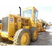 China Used CAT 12G Motor Grader For Sale on sale