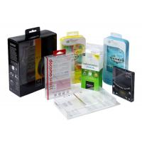 Square Small Clear Plastic Gift Boxes With Lids PVC PP PET Material Customize Printing Manufactures