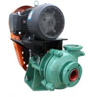 Buy cheap single stage cantilevered coal mine sand centrifugal slurry pump from wholesalers