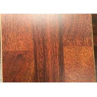 Jatoba Laminate flooring Commercial  floating floor in home kitchen E1 AC4 Manufactures