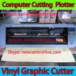 Desktop Vinyl Sign Cutter Creation Pcut CS630 Cutting Plotter Contour Cutting Plotter 24'' Manufactures
