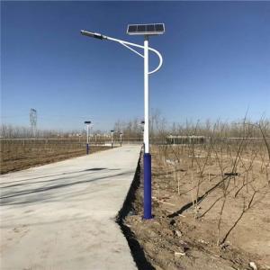 China Intelligent lighting control system 60w solar led street light junction box Solar Led Landscape Lights on sale