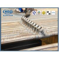 China High Efficient Water Wall Panels SGS Standard Seamless Industrial Boiler Part on sale