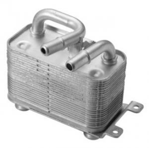 Auto Air Compressor BMW Oil Cooler 17117534896 For BMW E60 E61 E62 E63 E64 Manufactures