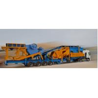 Flexible Mining Rock Crusher Mobile Crushing And Screening Plant Manufactures