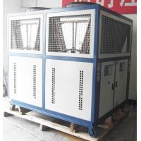 61683Kcal/h R22 Refrigerant RIOU Series Air Cooled Scroll Water Chiller For Electroplating, Pharmacy Manufactures