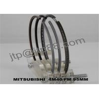 China 4M40 Auto Engine Piston Ring Kits 4 CYL For Mitsubishi Size 95mm ME202342 on sale