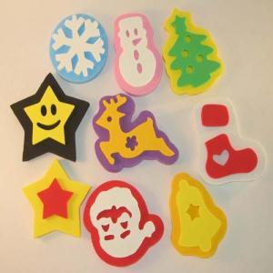 Glitter EVA Foam Stickers, Suitable for Kids