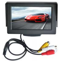 China Truck Bus Car TFT LCD Monitor PAL / NTSC Reversing Backup Camera Monitor on sale