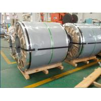 430 / 1.4016 Cold Rolled Stainless Steel Strip Coil With Wooden Case / Pallet Manufactures