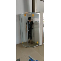 China Quadrant Aluminum Shower Door on sale