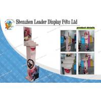 Corrugated Cardboard Lipsticks Display Stand for Sales Promotion Manufactures