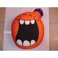 Quality vegetable style cushion,beads cushion,polythene ball filling cushion,funny play for sale