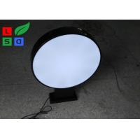China Double Sided Waterproof LED Outdoor Light Box Round, Square, Oval Shape on sale