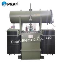 China High Efficiency Oil Immersed Type Transformer 11kV - 2500kVA DYN11 Safety on sale