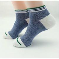 Custom logo, design single-Cylinder Men Boat Socks Manufactures