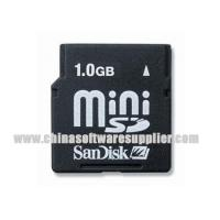 Compact Flash Memory Cards for SANDISK Manufactures