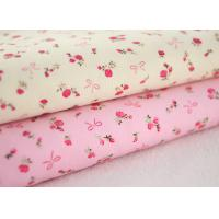 Soft Floral Stretch Corduroy Fabric Cloth For Baby Children Manufactures