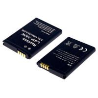 For LG CU920 580A aa rechargeable battery 1000mah Manufactures