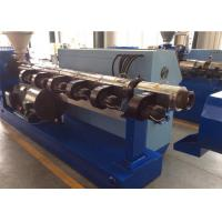 China PVC Plastic Pipe Extrusion Machine , Water Pipe PVC Extruder Machine on sale