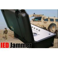 Digital LED Portable Bomb Jammer 20-520 Mhz 800-6000 Mhz For Military Manufactures