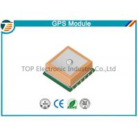 Buy cheap Automatic Low Power GPS Antenna Module Adjustable 4800 - 115200bps L80 from wholesalers