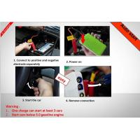 Portable Design Mini Multifunction Car Jump Starter Power Banks used for vacuum cleaner Manufactures