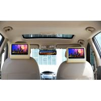 China Portable Active Headrest DVD Player IR Transmitter for Renault on sale