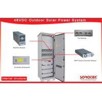 China 98 % Efficiency Telecom Battery Backup Systems With MPPT Solar Charge Controller on sale