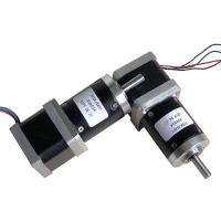 China Nema 14 Geared Stepper Motor 35mm High Torque Hybrid  Type For ​Textile Equipment on sale