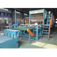 Efficient Pulp Egg Tray Molding Machine / Industrial Apple Tray Making Machine Manufactures