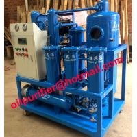 Vacuum and Centrifugal Turbine oil purifier/reverse osmosis water, oil purification plant for gas turbine system Manufactures