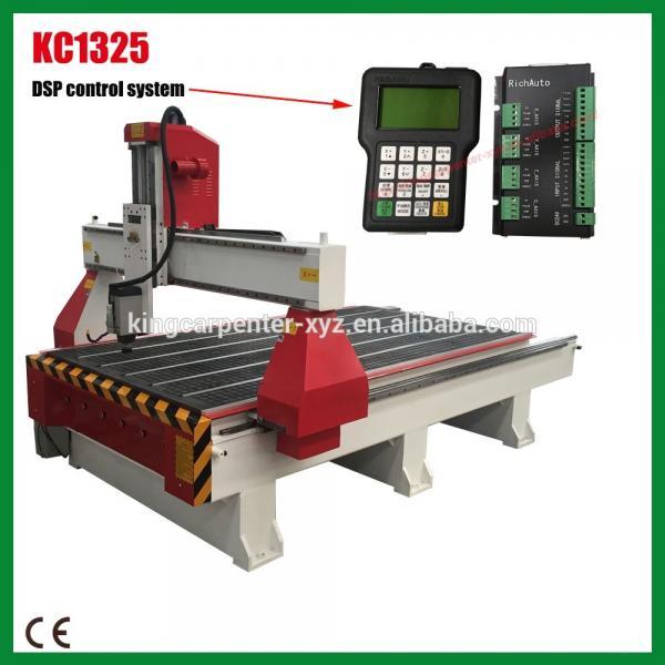 furniture equipments 3 axis 4x8 ft cnc router machine KC1325 king cut cnc machine