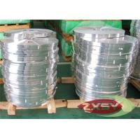 Buy cheap Round Edge Transformer Winding Aluminium Strip Aluminum Fin Strip 1050 1060 1070 from wholesalers