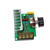Buy cheap 4000W 0-220V AC Voltage Arduino Sensor Module Regulator Motor Speed Controller Power Module from wholesalers