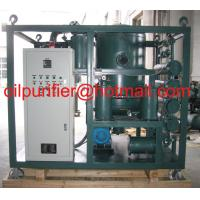 Ultra-High Voltage Insulating Oil Filter Machine Manufactures