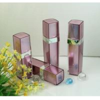 China Square Cosmetic Acrylic Lotion Pump Bottle,5g-50g Acrylic Cream Jar For Cosmetic Packaging on sale