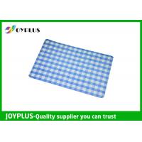 Elegant Printed Kitchen Table Mats And Coasters Easy Washing Multi Purpose Manufactures