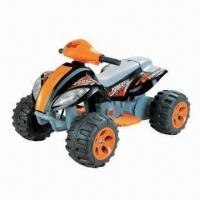 China Ride-on Electric Quad Bike, 6V Foot Accelerator on sale