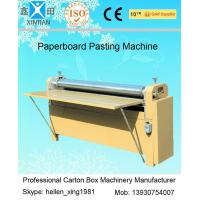 BJ Series Of Gum Mounting Machine Automatic Carton Stapler For Corrugated Paperboad Manufactures