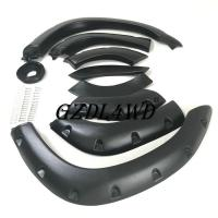 4x4 auto accessories fender flare for toyota land cruiser 80 series wheel arch fender flares lc80 Manufactures