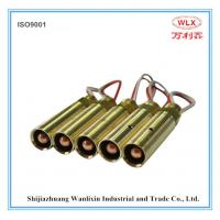 Quality Contact block used with disposable expendable thermocouple tips for sale